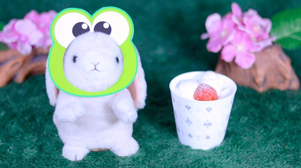 CUPKE とろけるクリームの苺ショート ローソン LAWSON コンビニスイーツ ローソンスイーツ スイーツ