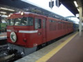 ED76 博多駅にて その2