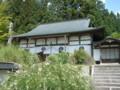 飛騨安国寺本堂