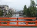 陣屋前から見る宮川