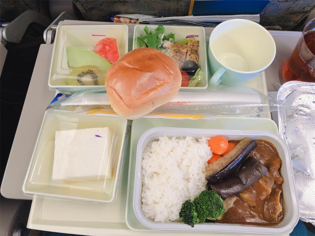 ベトナム航空機内食