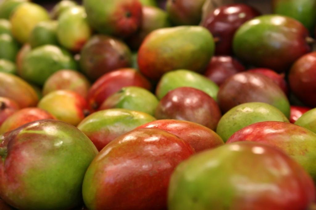 マンゴーは美容と美肌効果がたっぷり