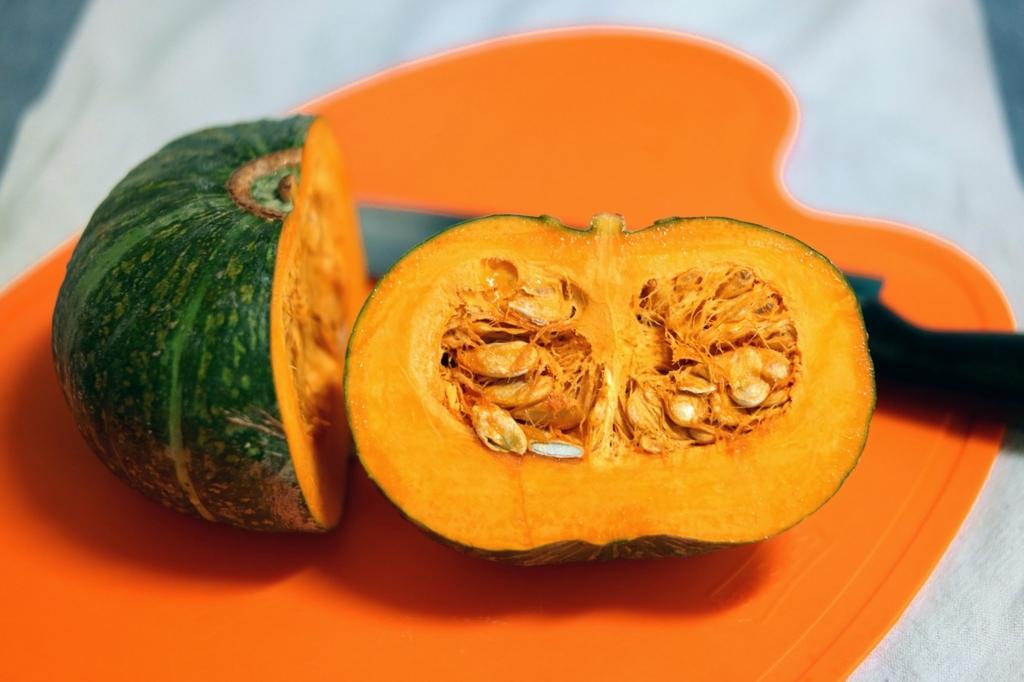 プチ断食ダイエットを成功させるために甘いものはかぼちゃで摂る