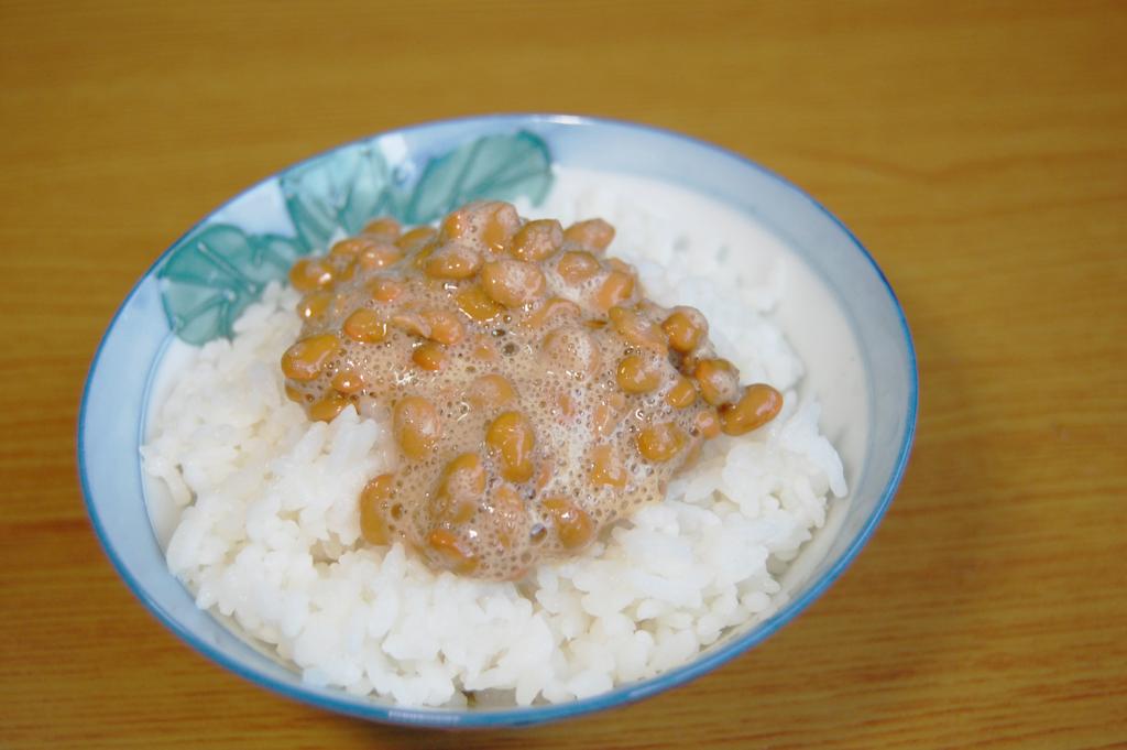 納豆・味噌・醤油などの発酵食品を食べよう