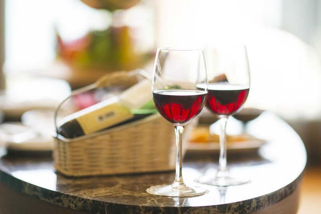 ワインが夢に出ると素の自分に戻りなさいという合図