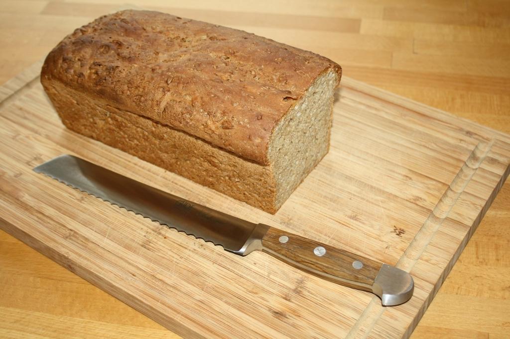 パンは意外に塩分が多い