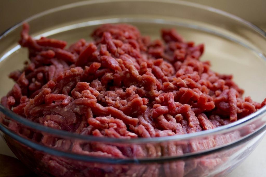 ひき肉は賞味期限を絶対に守るべき食べ物