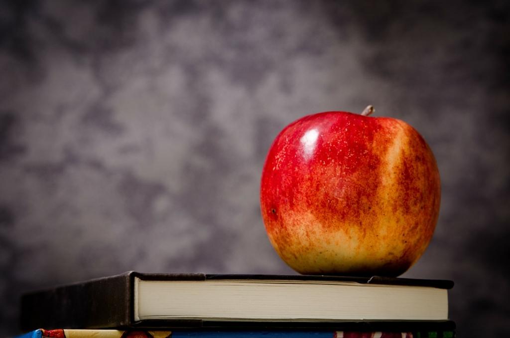 りんごを置くとよく眠れる