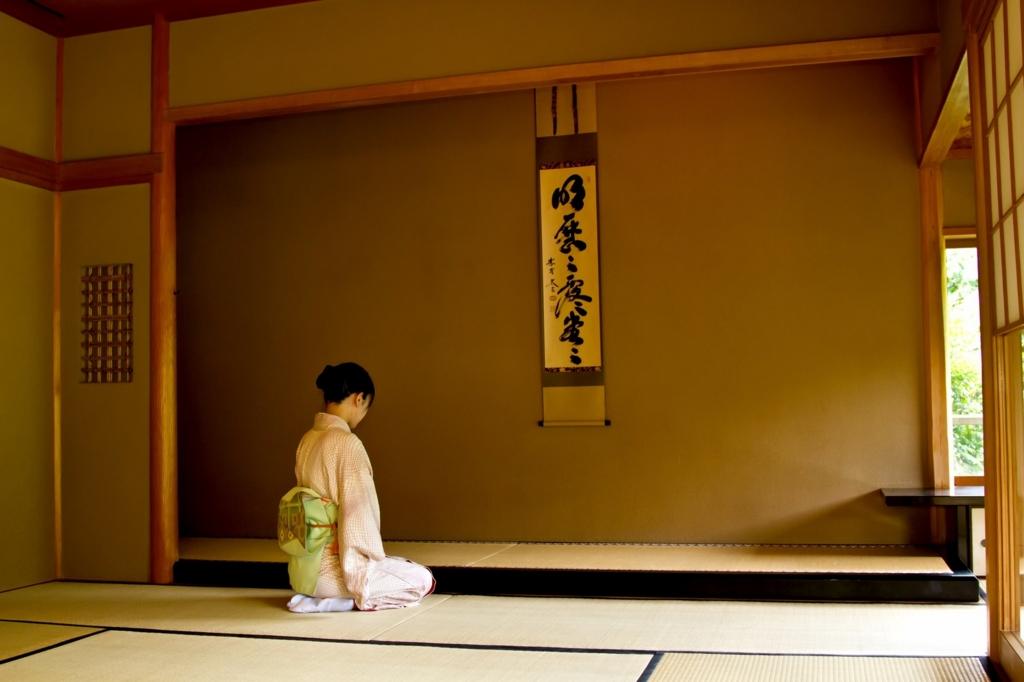 日本の伝統を取り入れて姿勢を良くする方法