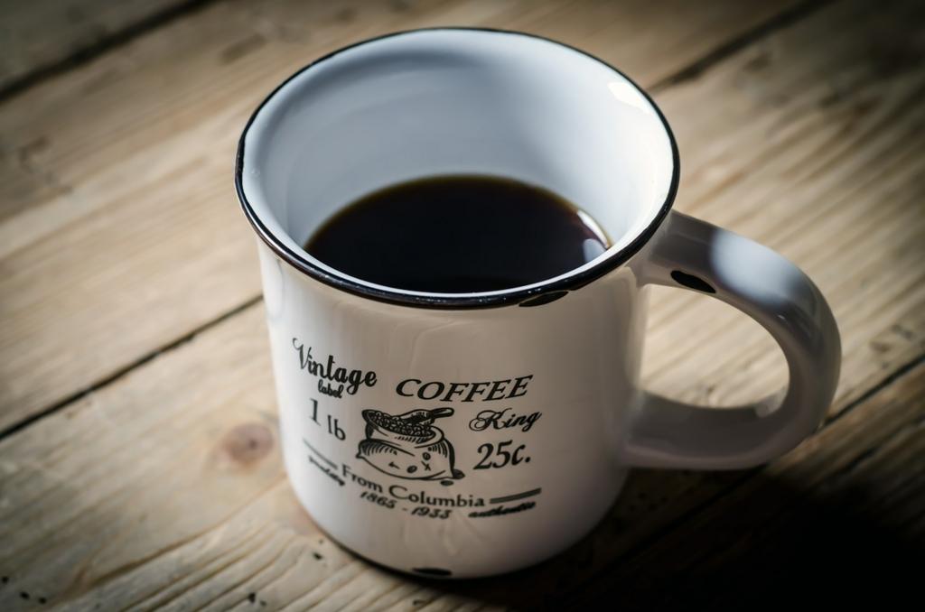 コーヒーは抗酸化作用があるので健康に効果的