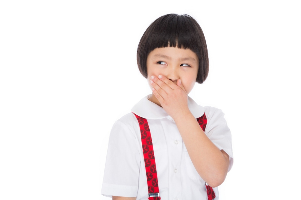 気になる口臭の原因とは?