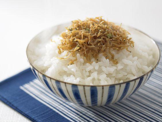 和食のご飯の正しい食べ方