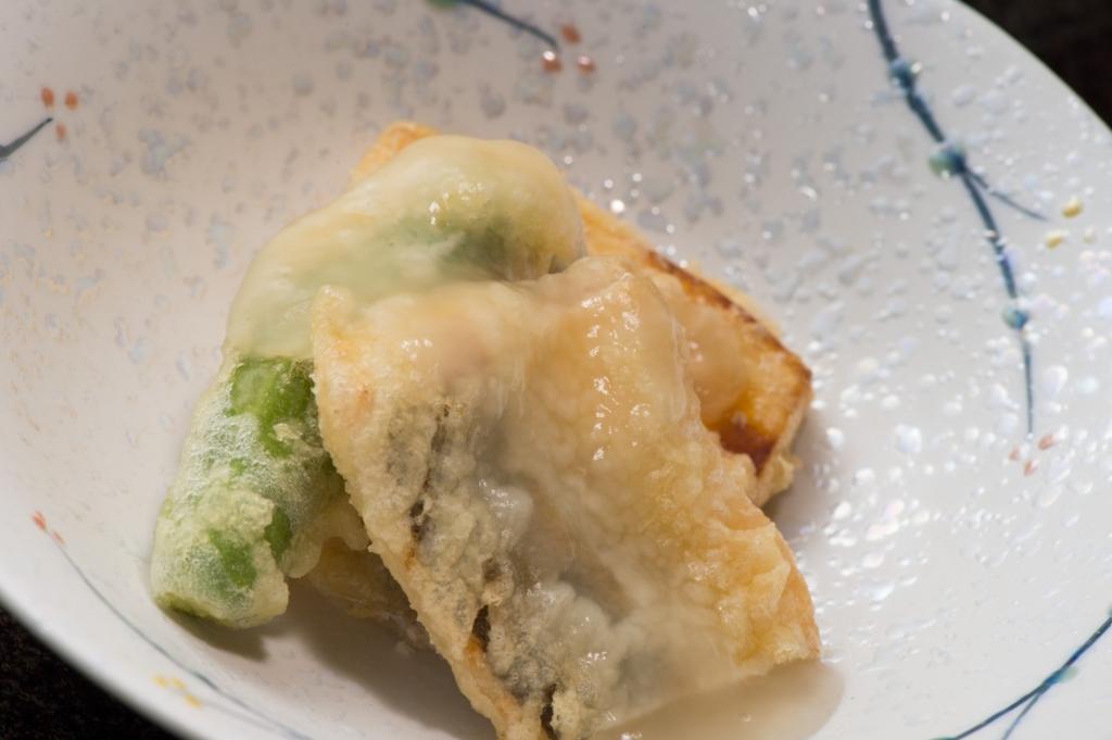 和食の天ぷらの正しい食べ方