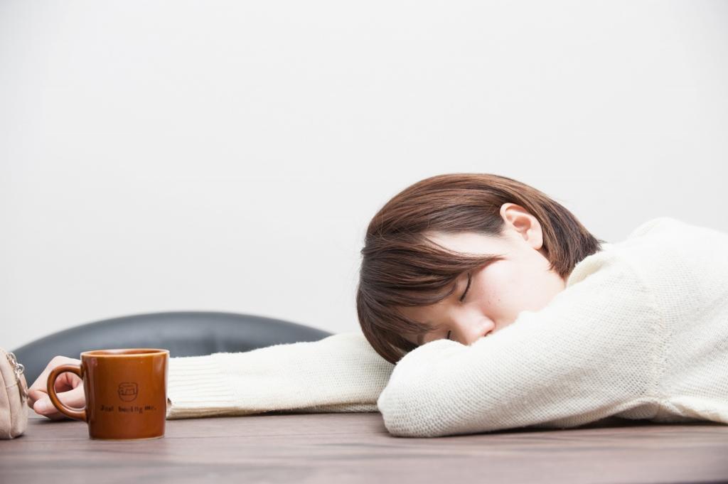 疲れが取れない人の意外な原因
