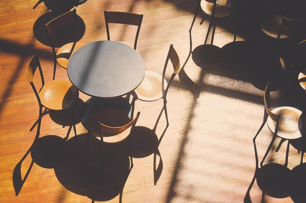 カフェ風の部屋を作るインテリアをつくる簡単なポイント