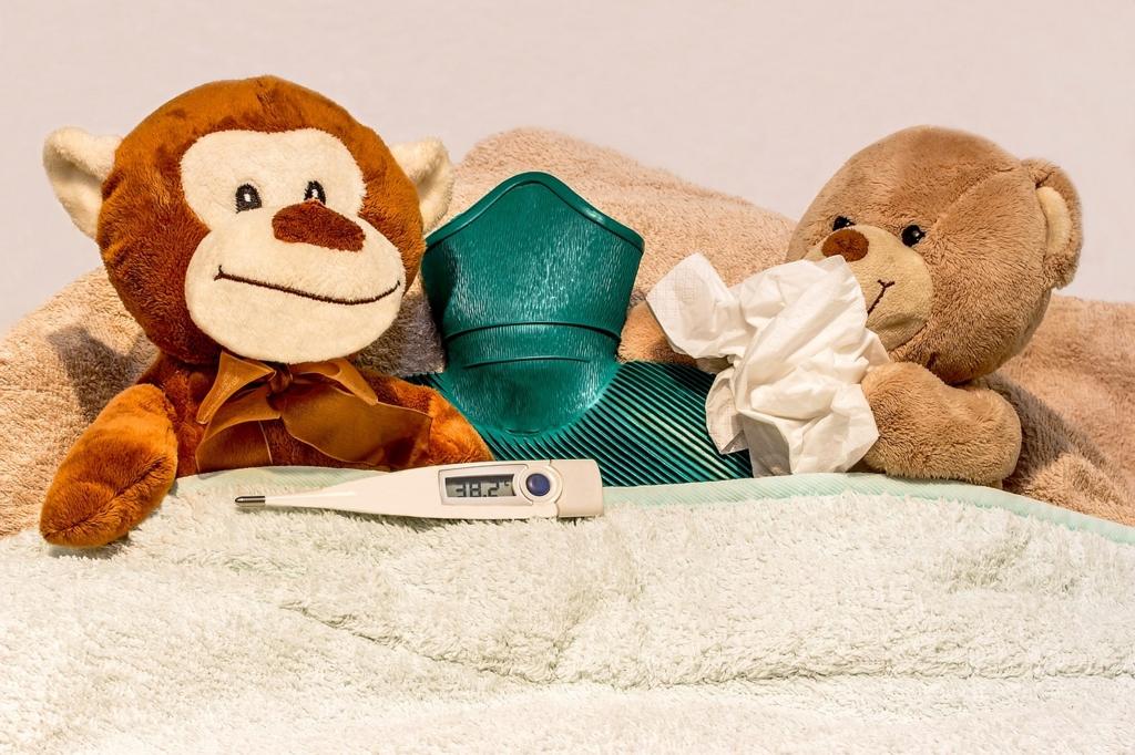 病院に行かずに風邪を早く治す方法