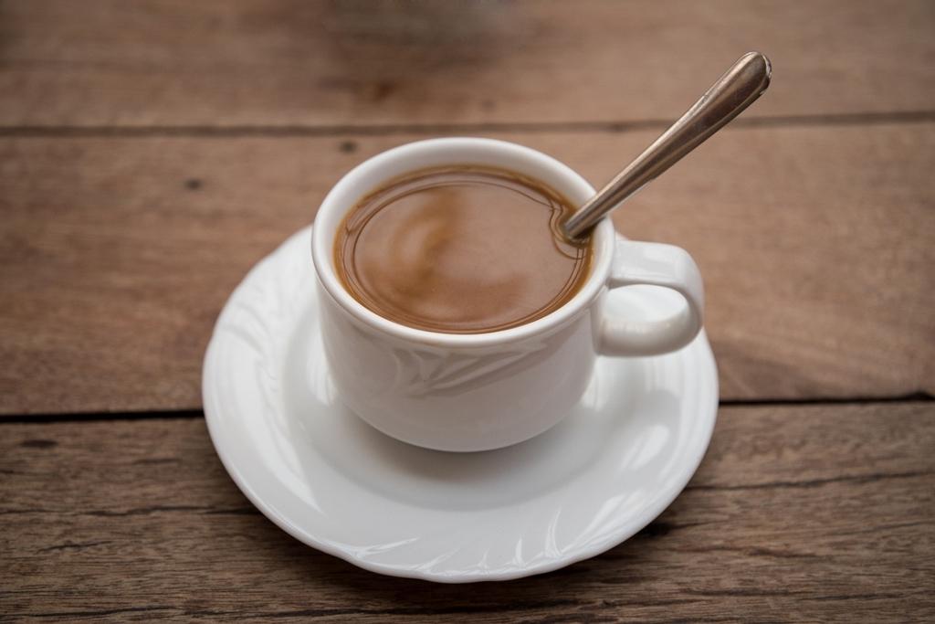 午後はコーヒーブレイクで眠気解消