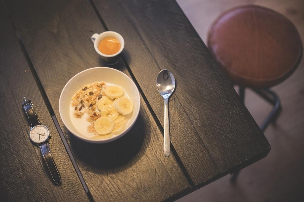 夜食べるとダイエット効果があるデザート