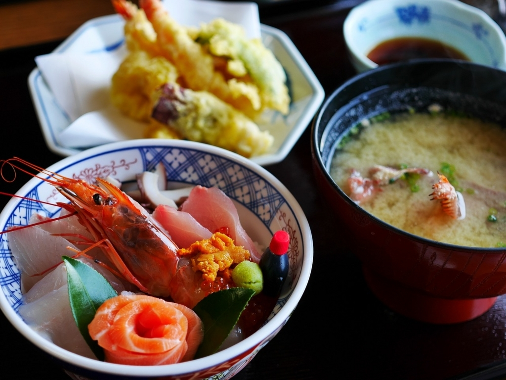 体臭を消すために和食中心の食生活にする