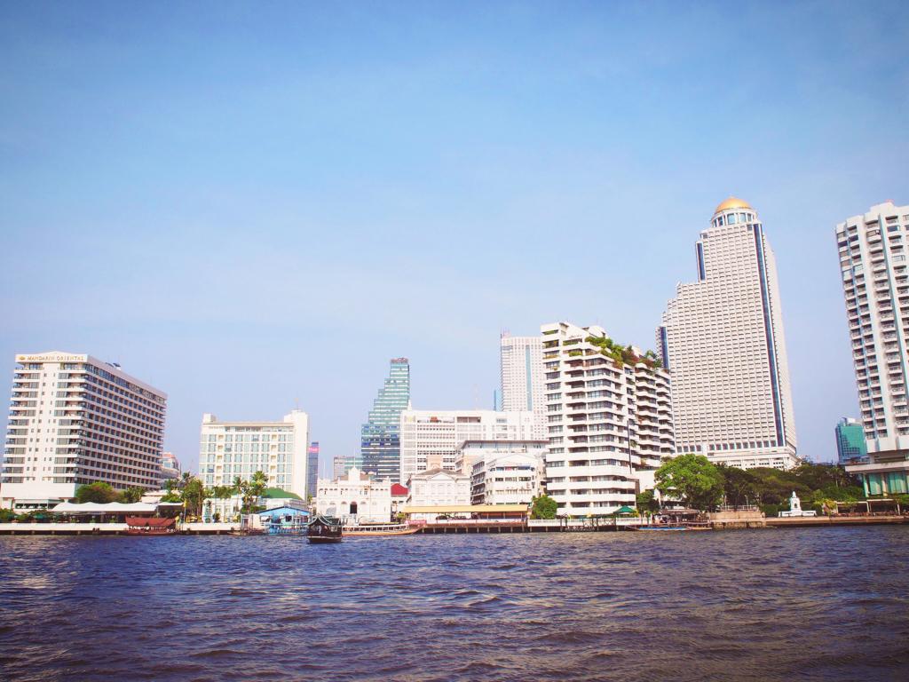 タイのバンコクは海外旅行の初心者におすすめ