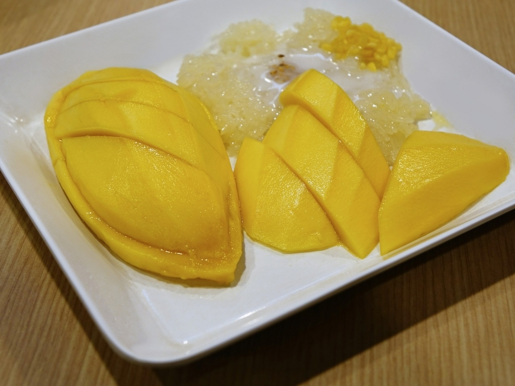 タイのマンゴー