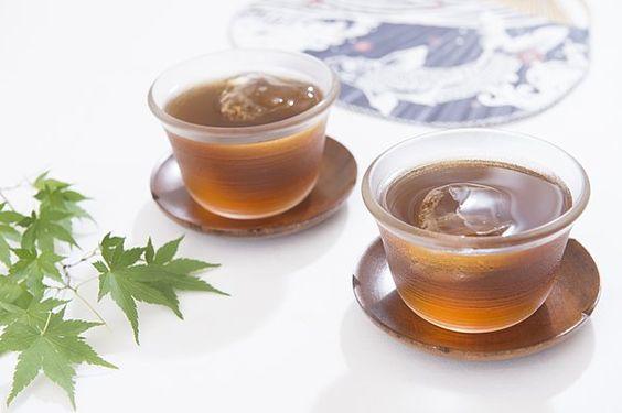 麦茶のアレンジレシピ
