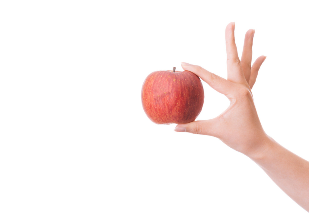 果物の適正量とは