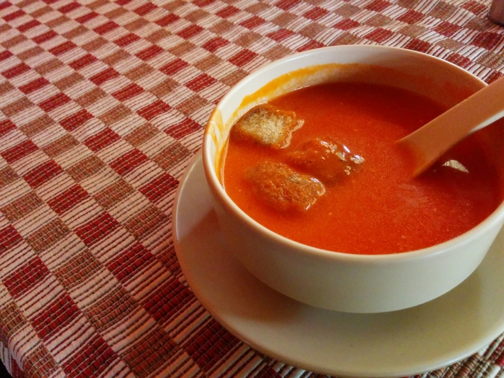 トマトスープは美容健康におすすめ
