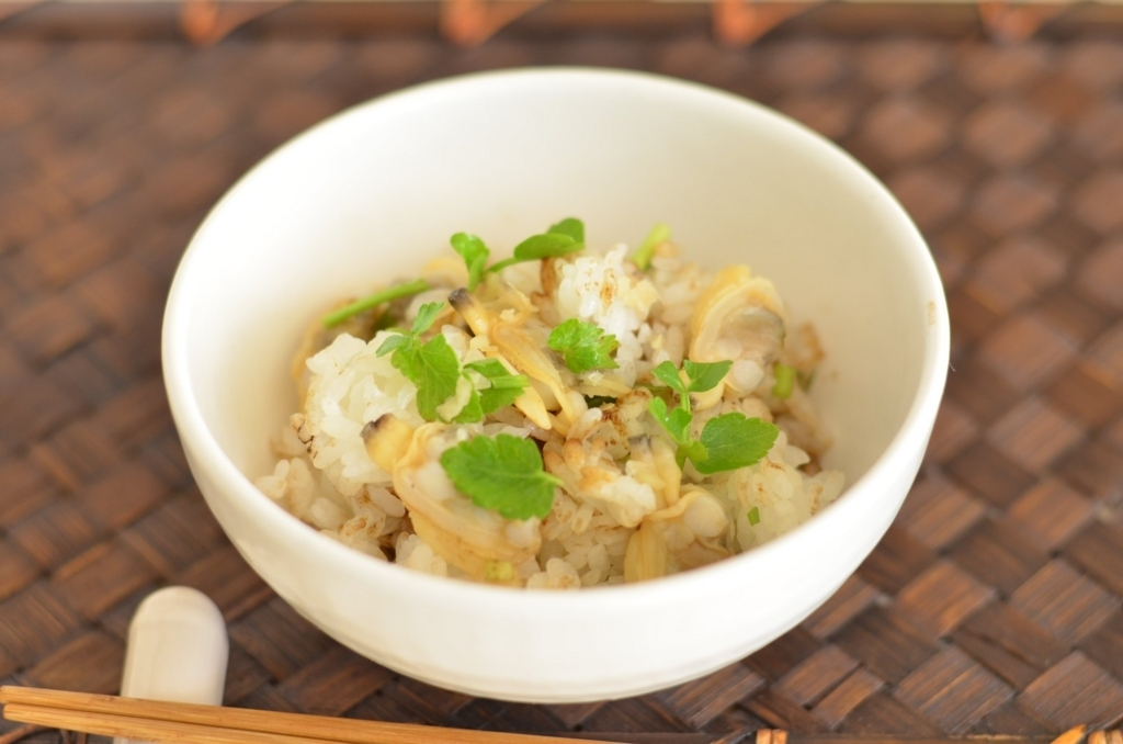 玄米ご飯で噛む回数を増やす