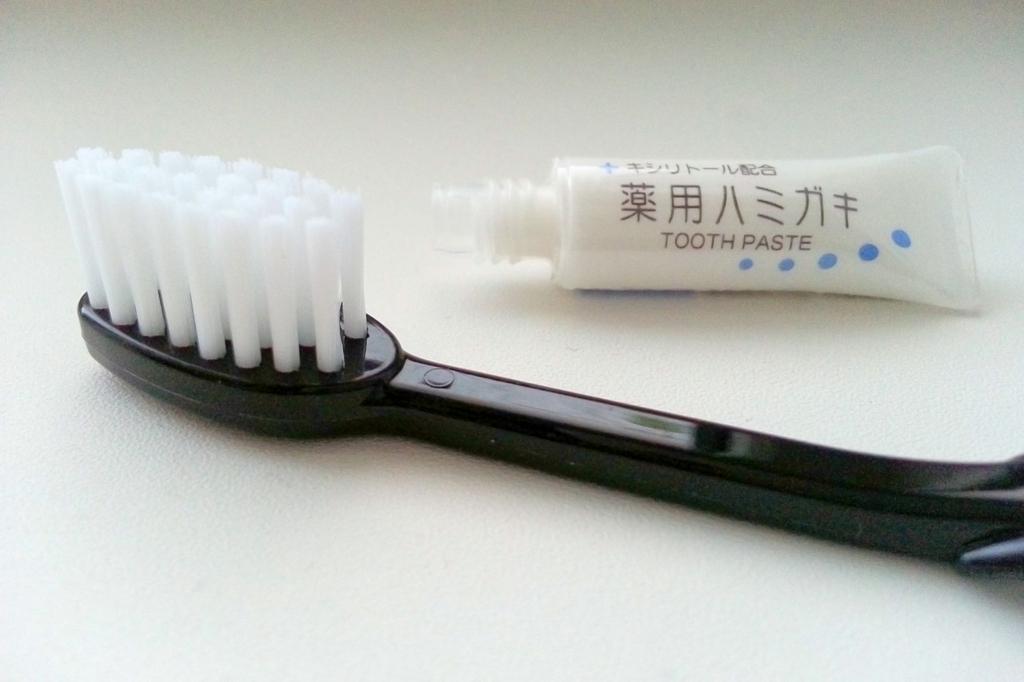 歯ブラシの使用期限は3ヶ月