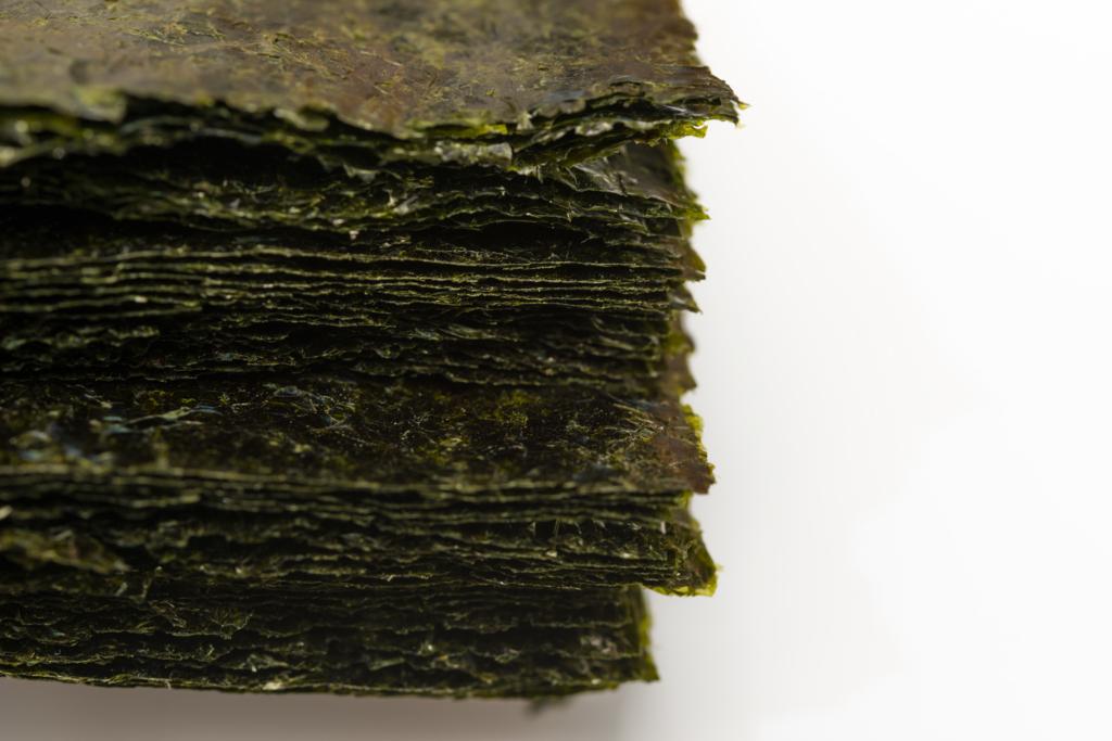 海苔は冷蔵庫に入れて保存したい食品
