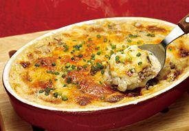 寒い季節は根菜グラタンを食べよう