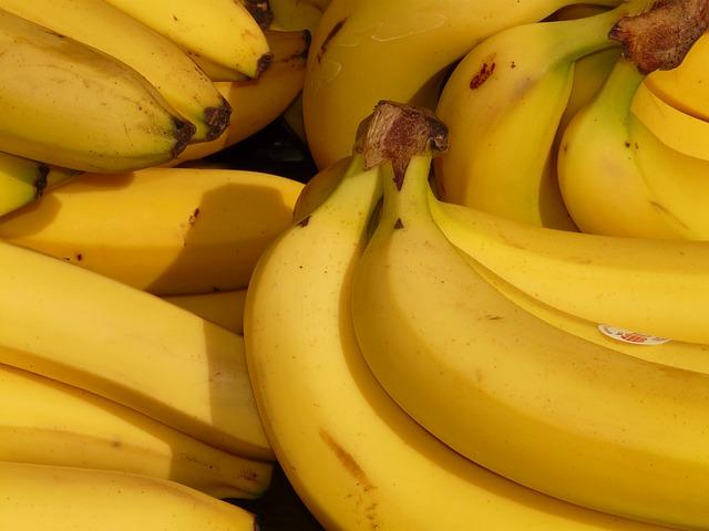 朝はバナナを食べよう