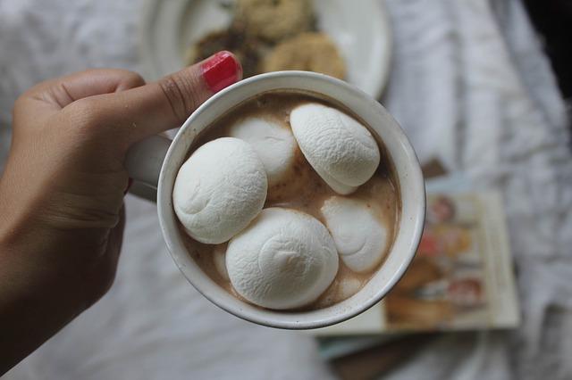 寒い冬におすすめのマシュマロドリンクとアレンジレシピ