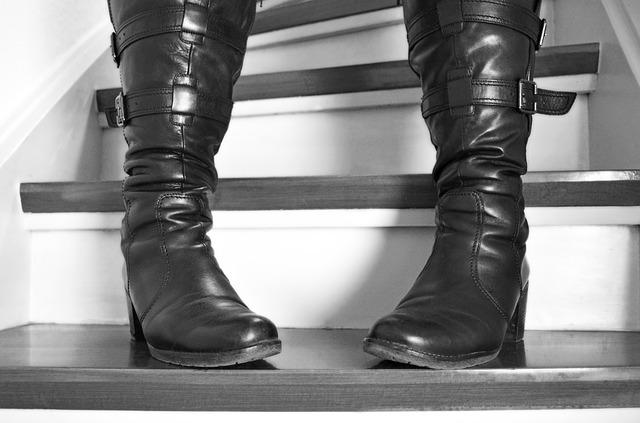 冷え性対策でブーツを履くことは逆効果になる