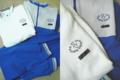 百合学院高等学校の学生体操衣類