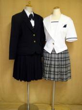 宇都宮短期大学附属高等学校制服画像