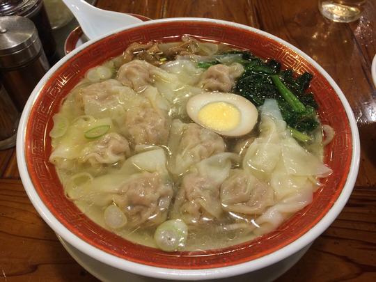 広州雲呑麺 通常サイズ