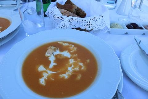 ギリシャのハネムーンならAmbrosia Restaurant
