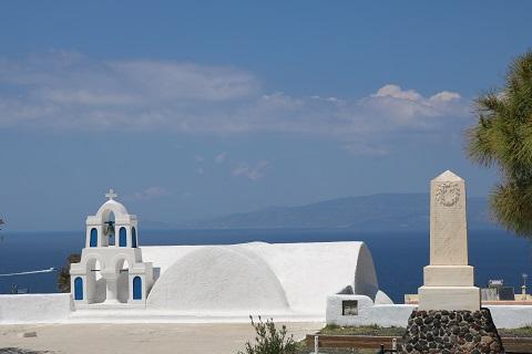 ギリシャハネムーン