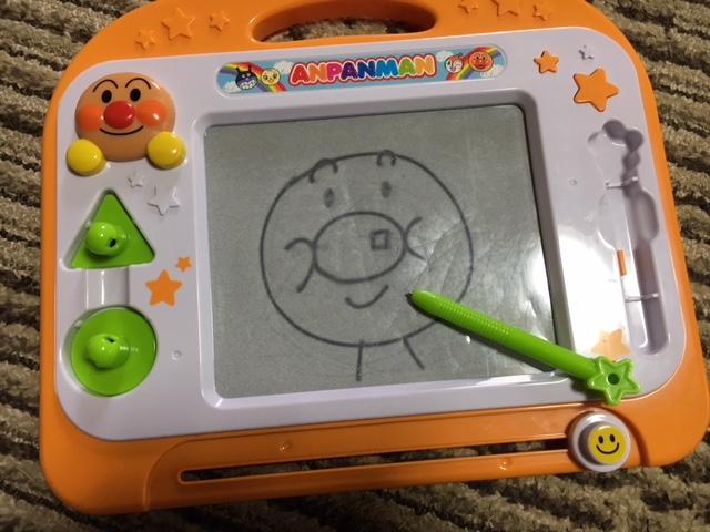 1歳2歳必ず喜ぶ!アンパンマンのおもちゃ。誕生日クリスマスに