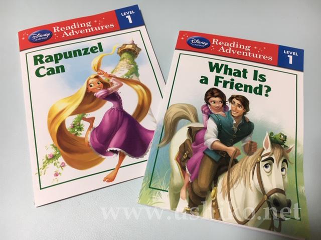 2歳*ラプンツェル大好き娘のお気に入り英語絵本
