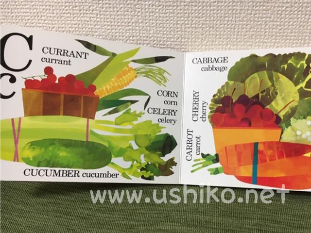 野菜・果物が学べる英語絵本【おうち英語におすすめ】