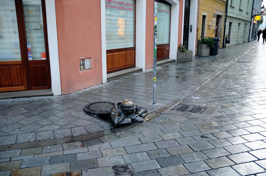 ブラチスラヴァ・旧市街