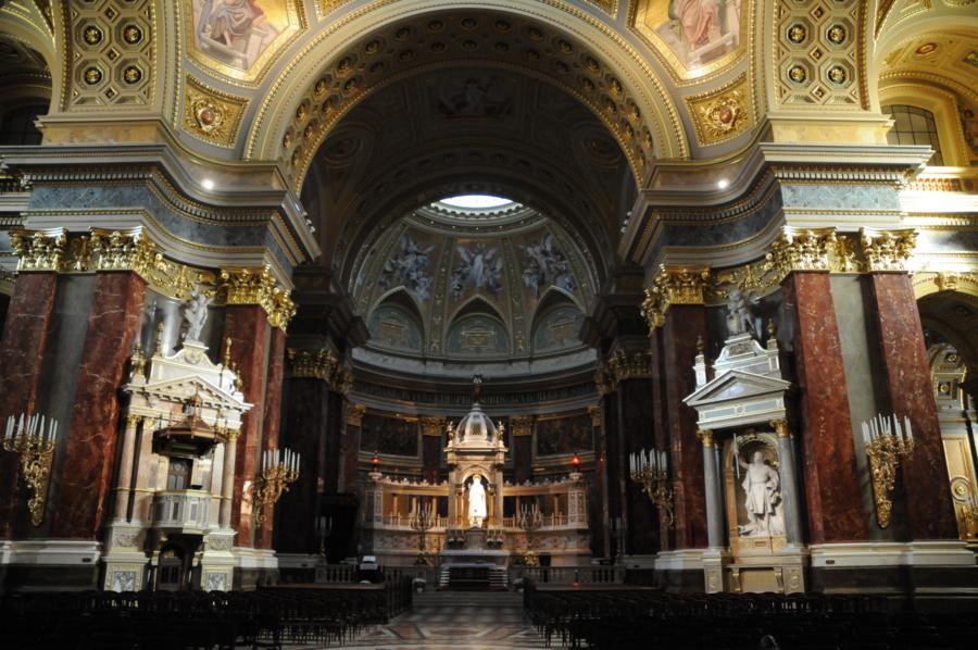 ブダペスト・聖イシュトバーン大聖堂