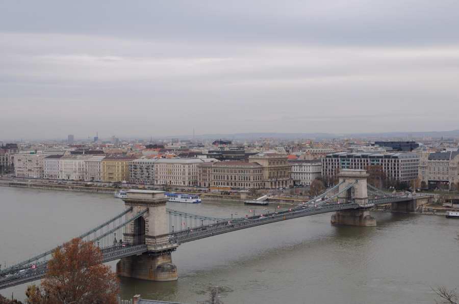 ブダペスト・くさり橋