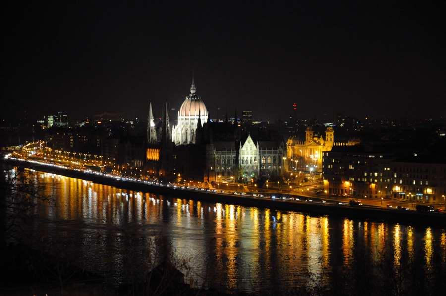 ブダペスト・夜景
