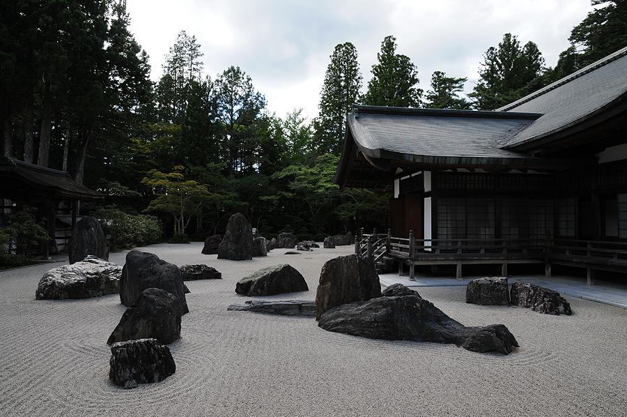 高野山・金剛峰寺