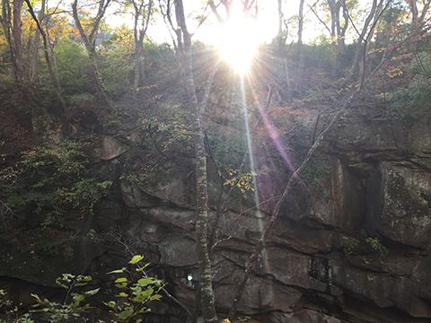 仙台「秋保温泉」にある「磊々峡」へ行ってきました