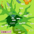 [東方Project][地図]幻想郷マップ